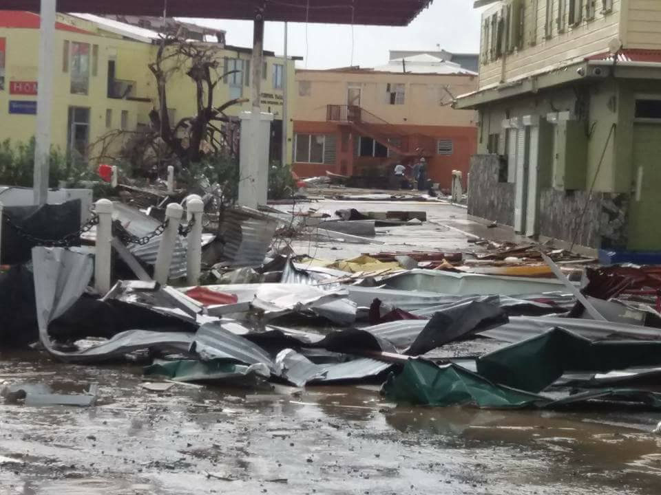 Hurricane Irma Aftermath Anguilla And The Bvi Photos