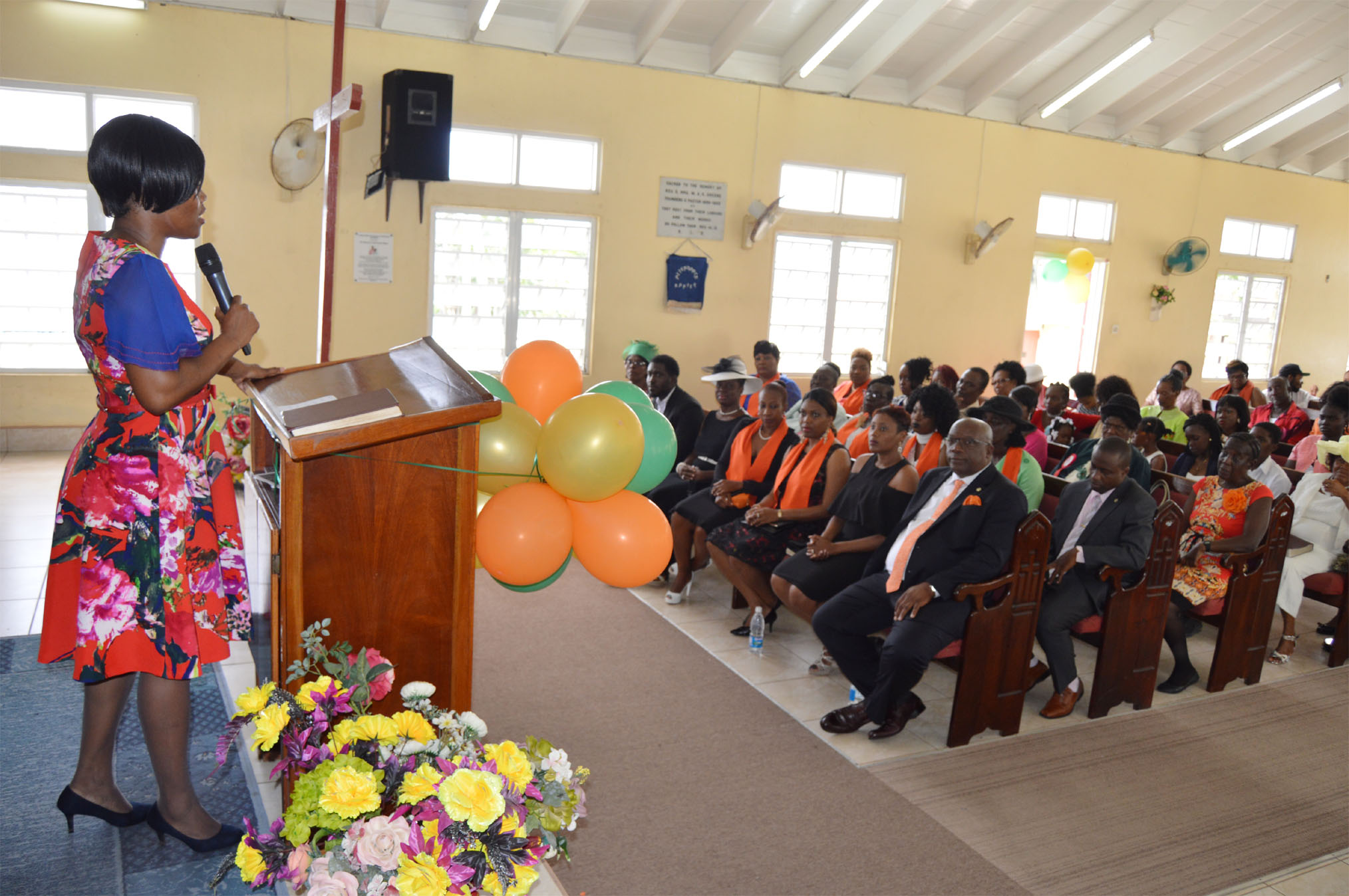 PM Mother's Day service 2