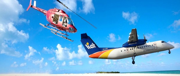 Liat Launches New Routes With Caribbean Helicopters Charter