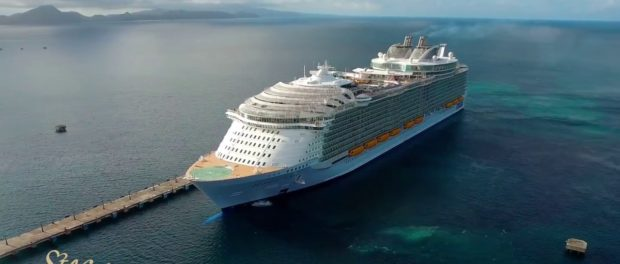 WATCH Video WORLDS LARGEST CRUISE SHIP HARMONY OF THE SEAS - List of largest cruise ships