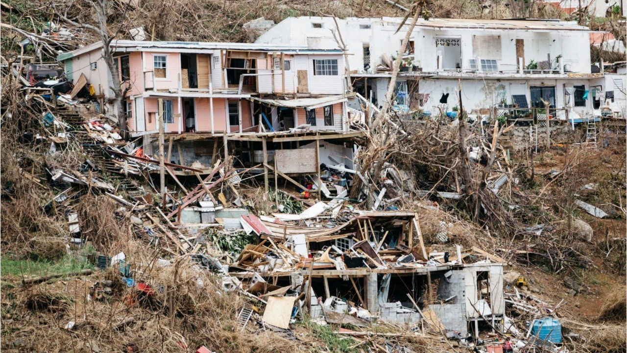 Marriott Virgin Islands Hurricane